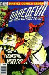 Daredevil Vol. 1 (Marvel - 1964) -170- The Kingpin must die!