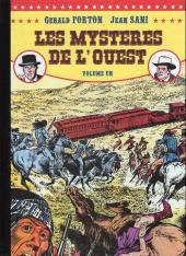 Les mystères de l'Ouest -Pir Int1- Intégrale - Volume 1