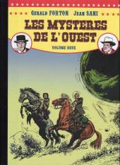 Les mystères de l'Ouest -Pir Int2- Intégrale - Volume 2