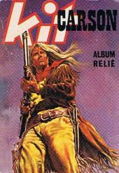 Kit Carson -Rec90- Album relié N°90 (du n°547 au n°550)