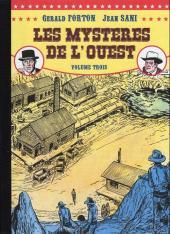 Les mystères de l'Ouest -Pir Int3- Intégrale - Volume 3