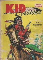 Kid Colorado -6- Au pays de l'or