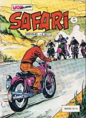 Safari (Mon Journal) -123- Katanga Joe, la fumée mortelle