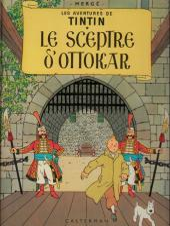 Tintin (Historique) -8B42- Le sceptre d'ottokar