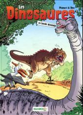 Les dinosaures en bande dessinée -3- Tome 3