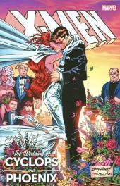 X-Men (TPB) -INT- X-Men: The Wedding of Cyclops and Phoenix
