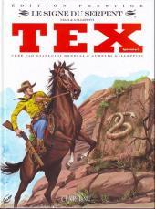 Tex (Spécial) (Clair de Lune) -3- Le signe du serpent