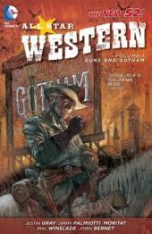 All Star Western (2011) -INT01- Guns and Gotham