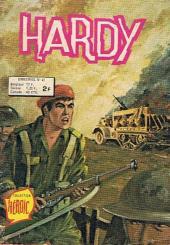 Hardy (2e série) -41- Chars fantômes