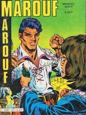 Marouf -207- L'attentat
