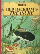 Tintin (The Adventures of) -12- Red Rackham's Treasure