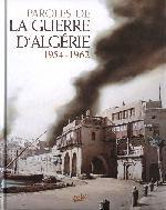 Paroles de la guerre d'Algérie 1954-1962