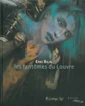 (AUT) Bilal -Cat4- Les Fantômes du Louvre