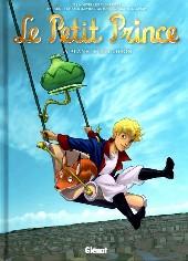 Le petit Prince - Les Nouvelles Aventures -11- La Planète des Libris