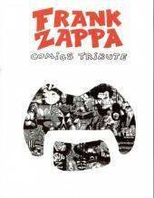 Frank Zappa Comics Tribute