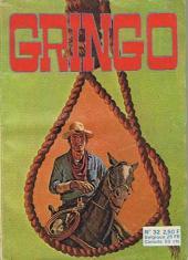 Gringo (Edi Europ) -32- Le shérif mystérieux