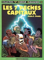 Les 7 Péchés capitaux (Denis) -1- Les 7 Péchés capitaux