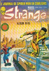 Strange -Rec045- Album N°45 (du n°134 au n°136)