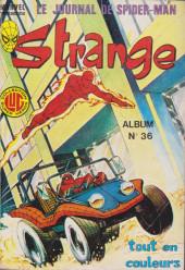 Strange -Rec036- Album N°36 (du n°107 au n°109)