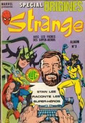 Strange (Spécial Origines) -Rec03- Album N°3
