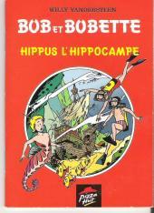 Bob et Bobette (Publicitaire) -Piz5- Hippus l'Hippocampe