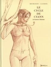 Le cycle de Cyann -5TL2- Les Couloirs de l'Entretemps