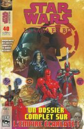 Star Wars - BD Magazine / La saga en BD -40- Numéro 40