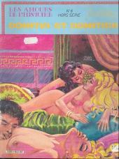 Les amours de l'histoire -HS6- Domitia et Domitien