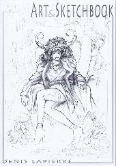 (AUT) Lapierre, Denis - Art & Sketchbook
