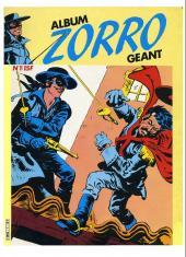 Zorro Géant (Greantori) -REC01- La rançon - la course au trésor