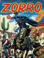 Zorro Géant (Greantori) -1- La course au trésor