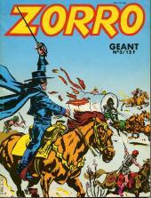 Zorro Géant (Greantori) -3- Juan maldido