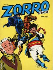 Zorro Géant (Greantori) -4- La malédiction de la cité pueblo