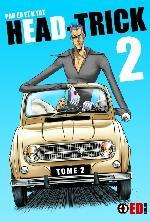 Head-Trick -2- Tome 2