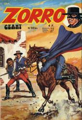 Zorro Géant (Greantori) -88Bis- Le Sorcier yaki