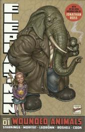 Elephantmen! (2006) -INT01a- Wounded animals