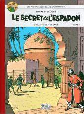 Blake et Mortimer (Les Aventures de) -2Toilé- Le Secret de l'Espadon - Tome II - L'Evasion de Mortimer