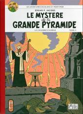 Blake et Mortimer -5Toilé- Le Mystère de la Grande Pyramide - Tome II - La Chambre d'Horus