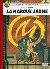 Blake et Mortimer -6Toilé- La marque jaune