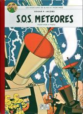 Blake et Mortimer -8Toilé- S.O.S. météores - Mortimer à Paris