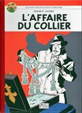 Blake et Mortimer (Les Aventures de) -10Toilé- L'affaire du collier