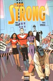 Tom Strong -2- Tome 2