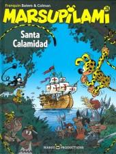 Marsupilami -26- Santa Calamidad