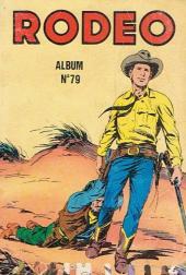 Rodéo -REC079- Album N°79 (du n° 374 au n°376)