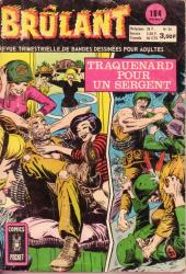 Brûlant (1re série) -26- Traquenard pour un sergent