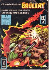 Brûlant (1re série) -7- Un tank pour le bleu
