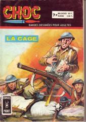 Choc 2e série (Arédit - Comics Pocket) -Rec3175- Album N°3175 (n°23 et n°24)