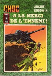 Choc 2e série (Arédit - Comics Pocket) -30- A la merci de l'ennemi !