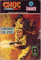 Choc 2e série (Arédit - Comics Pocket) -19- Désert de feu