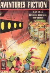 Aventures fiction (2e série) -Rec3062- Album N°3062 (n°15 et n°16)